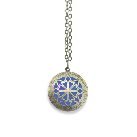 Symmetrical Diffuser Necklace