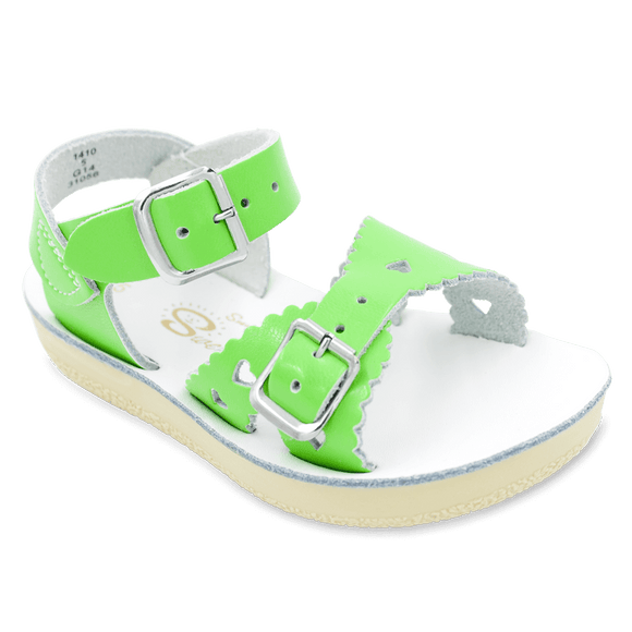 Sweetheart sandal (Lime)