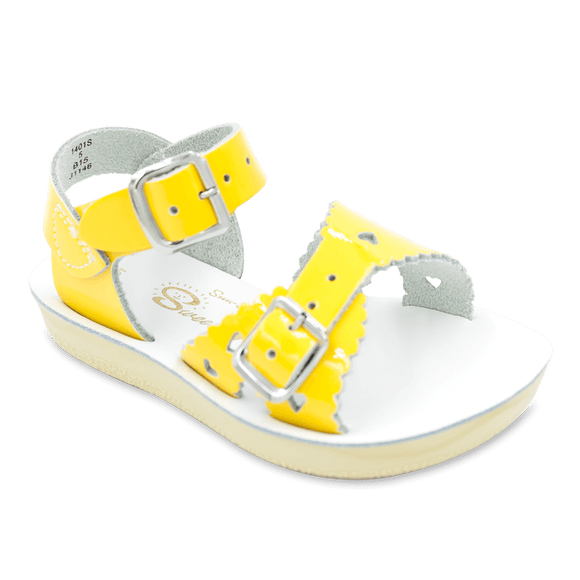 Sweetheat sandal (Yellow)
