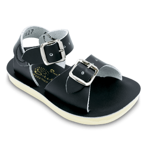 Surfer sandals (black)