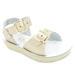 Surfer Sandal (gold)