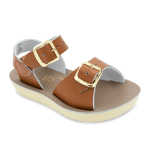 Surfer sandals (tan)