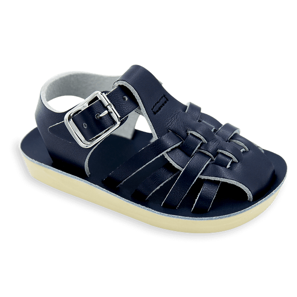 Sailor sandal(Navy)