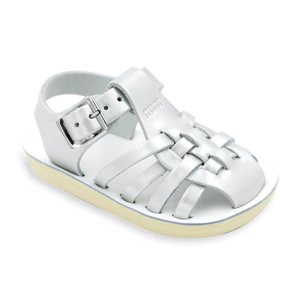 Sailor sandal(silver)