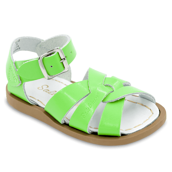 original sandal ( lime, toddler-kid)