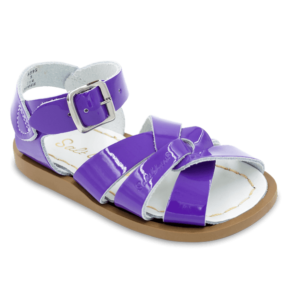 original sandal ( Shiny Purple, toddler-kid)