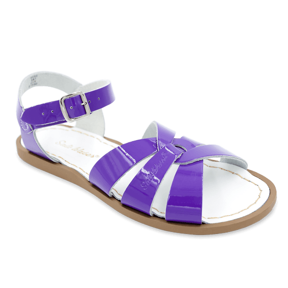 original sandal ( Shiny Purple, Adult)