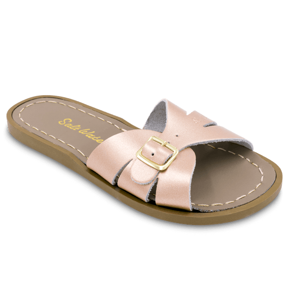 Slides (rose gold ,adult)