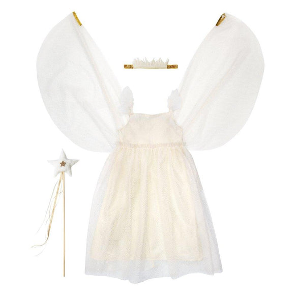 White Tulle Fairy Dress