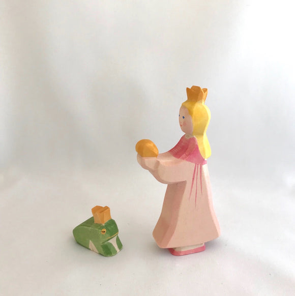 Princess and Frog King  (set)