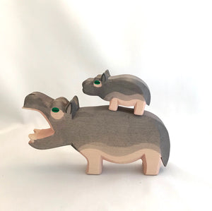Hippo family (set)