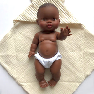 Little Girl from Africa doll