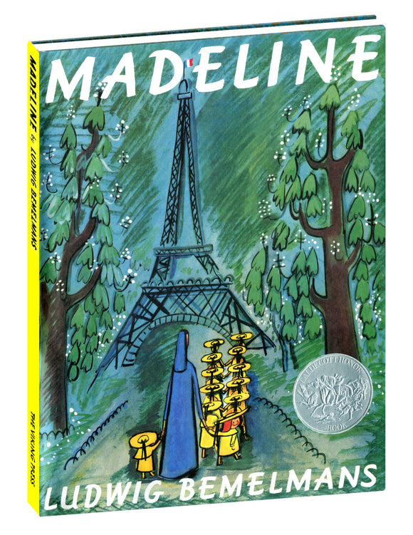 Madeline hardcover Book