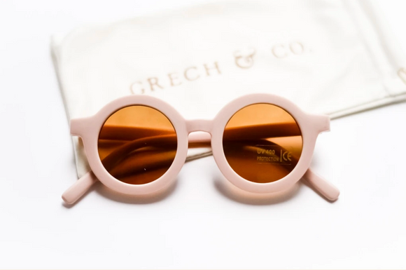 Sustainable kids Sunglasses(Shell)