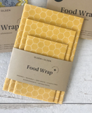Bees Waxed Food Wrap(beehive)
