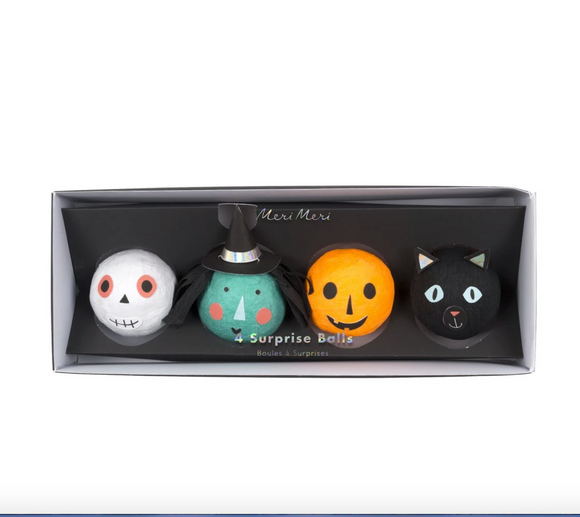 Halloween Surprise balls