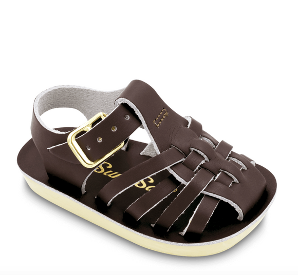 Sailor sandal ( Brown)