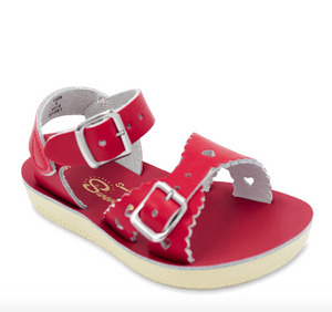 Sweetheart sandal ( Red )