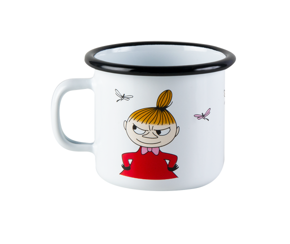 Enamel Mug 2.5dl (little my)