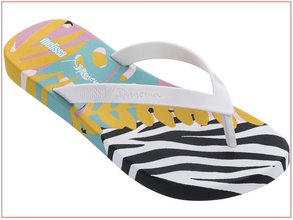 Mom Ipanema (white+black)