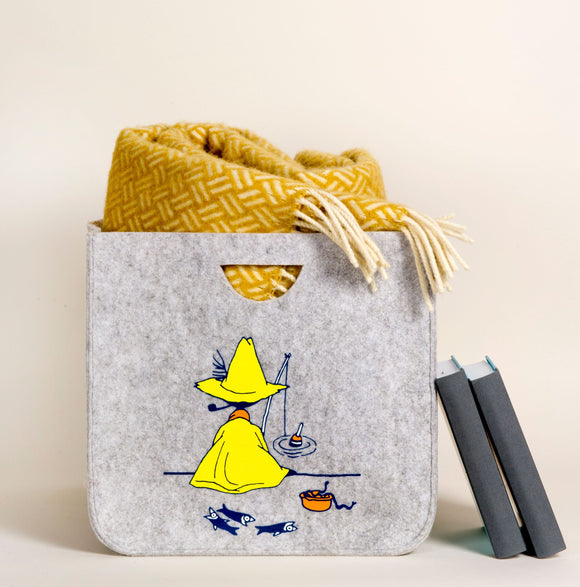 Moomin Storage basket ( our sea)