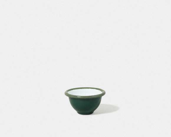 Pinch Pot(Samphire green, set of 2)
