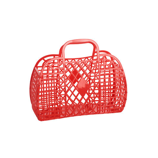 Retro Basket-Red
