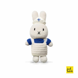Miffy and white uniform