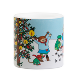 Pippi Landern candle(Christmas time)