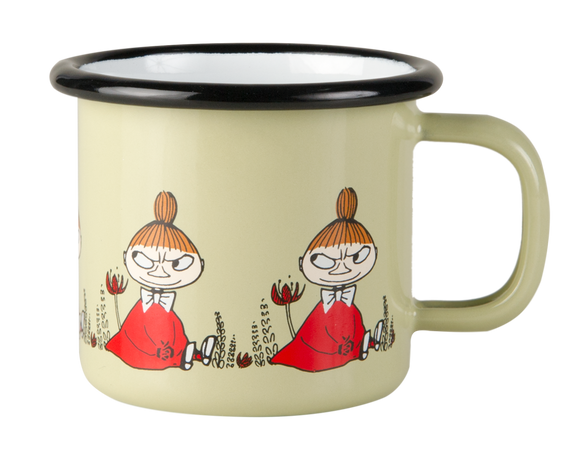 Enamel Mug 1.5dl(Little my)