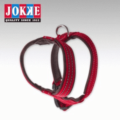 Jokke Leather Y-valjas