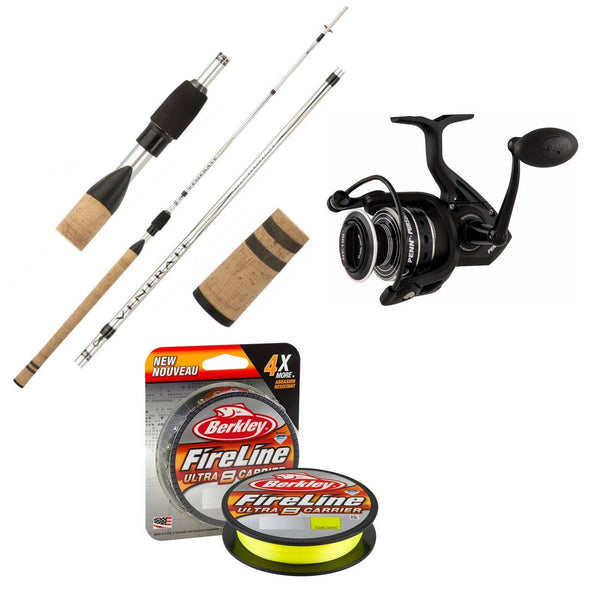Abu Garcia Pursuit Combo 6'