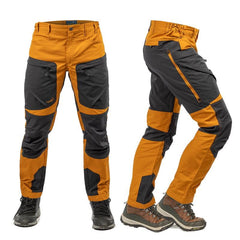 Arrak Outdoor Active Stretch Pants miesten retkeilyhousut, gold