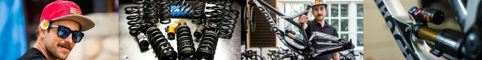 Suspension Services Available at Dunbar Cycles - Visit Us Online