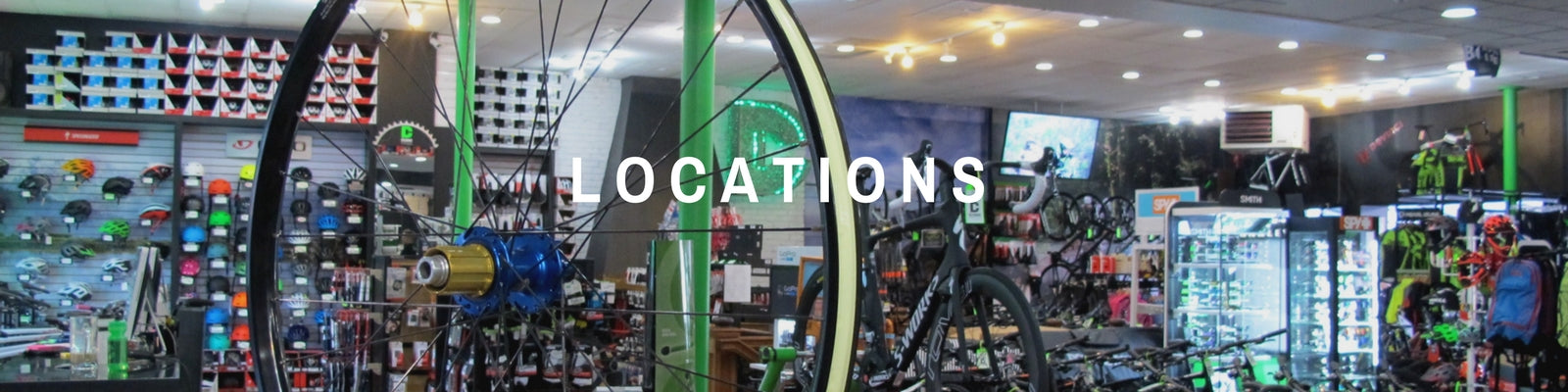 Locations - Dunbar Cycles Full Service MTB Shop