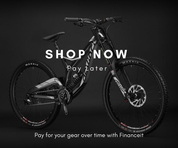 Shop Now Pay Later. Use Financeit from Dunbar Cycles