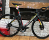 CUSTOM BUILD - 2019 Pinarello Dogma F10 Disc Ambra - Size 53