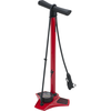 Red Airtool Floor Pump - Dunbar Cycles