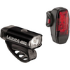 Lezyne Hecto Drive, 400 Lumens Light, Set