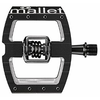 Crank Brothers Mallet DH/Race Pedals, Black