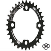One Up 94/96 BCD CHAINRING 30T Black