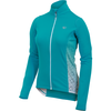 Lime PEARL IZUMI 2013 W SELECT THERMAL JERSEY - Dunbar Cycles