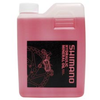 Shimano Mineral Oil, 1litre bottle - DUNBAR CYCLES
