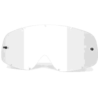 0e6eb9535473d Oakley O-Frame MX Replacement Lense - Clear - DUNBAR CYCLES
