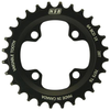 NSB Chainring 1X Variable CR64 BCD 28T BLK