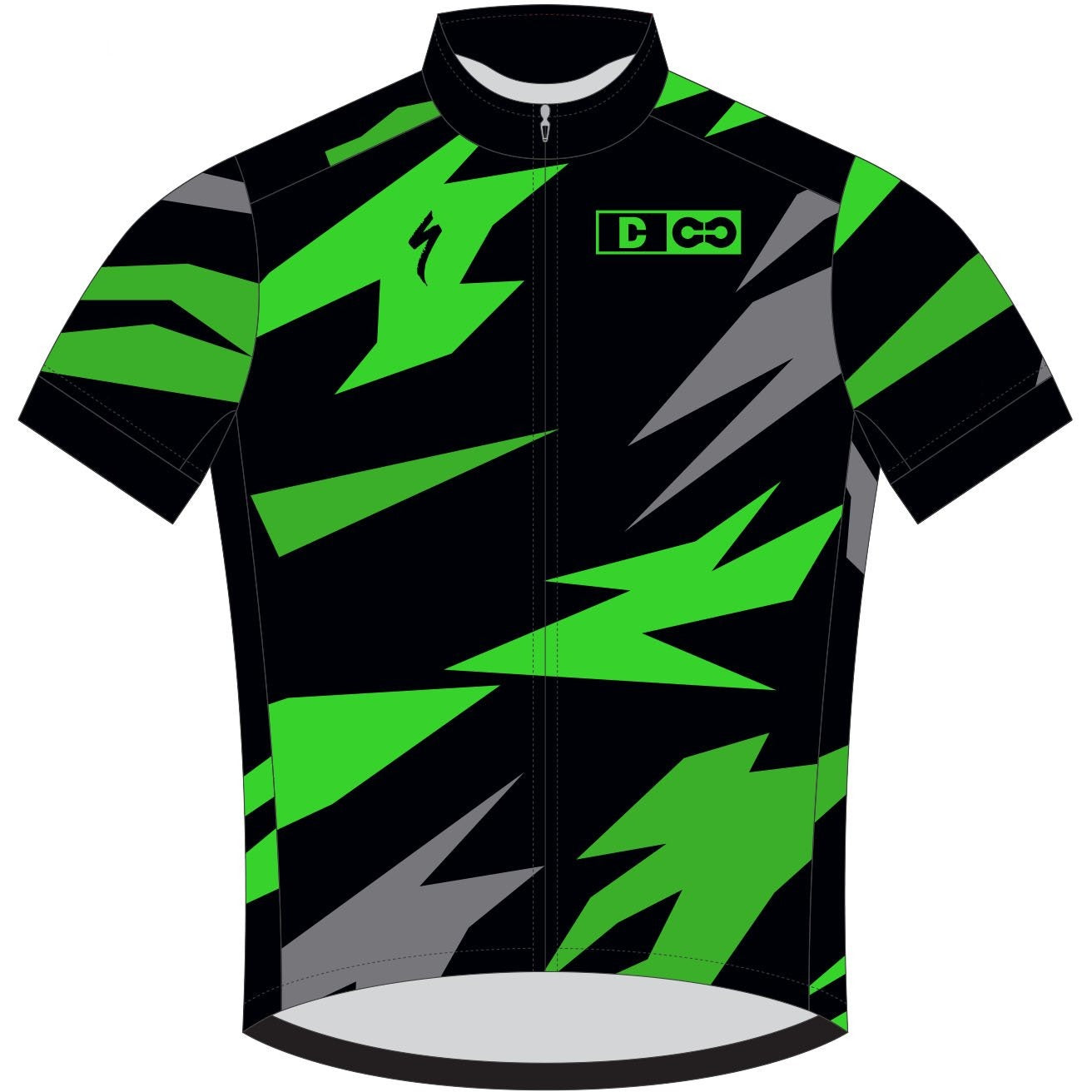 2019 Dunbar Specialized RBX Mens Road Jersey 0fd654548