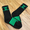 Dunbar Cycles Custom MTB Tall Socks