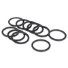 Alloy Headset Spacers 28.6mm