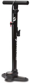 Blackburn Piston 1 Floor Pump , Black/White,