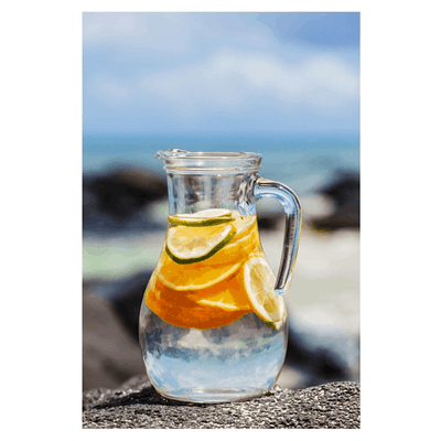 Summer Citrus Water